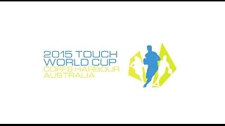 Touch World Cup2